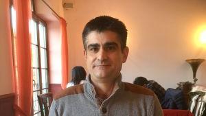 Bujes borgmästare Fabrizio Vižintin