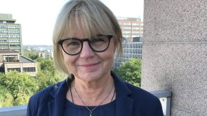 Överinspektör Katri Linna vid Diskrimineringsombudsmannens byrå.