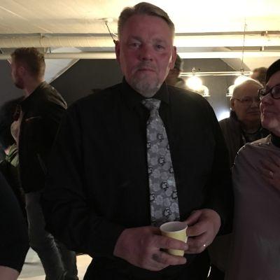 Sannfinländaren Jukka Mäkynen