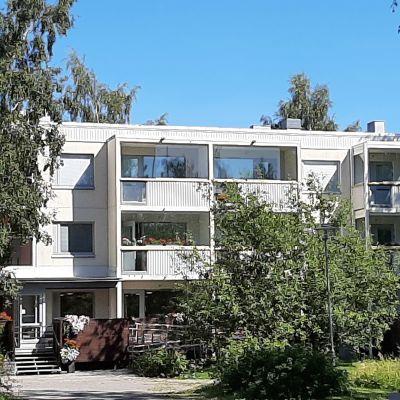 Fastigheten Torsken i Hangö.