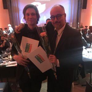 Johan Gullmets och Hans Sundquist
