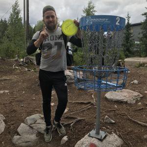 Niko Aaltonen Hole-In-One, Liedossa, 68 metriä