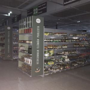 Pirkkalan Prismasta katkesi sähköt maanantaina noin puoli neljän aikaa iltapäivällä.