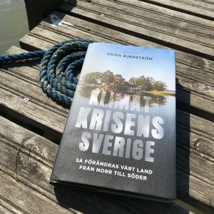 pärmen till boken Klimatkrisens Sverige