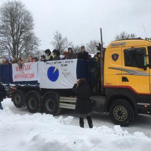 Penkis 2018 i Lovisa.