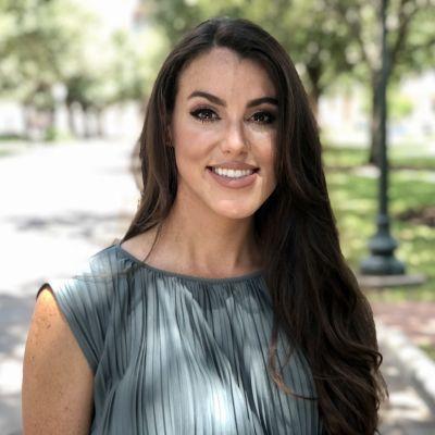 Chelsey Youman är talesperson för anti abort organisationen Human Coalition i Texas.
