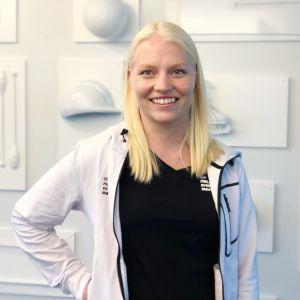 Tarja Krum skriver om jämställdhet inom idrotten.