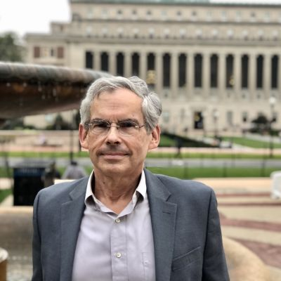 Michael Gerrard, professor of practice, miljöjurist och klimatexpert vid Columbiaunivesritetet i New York.