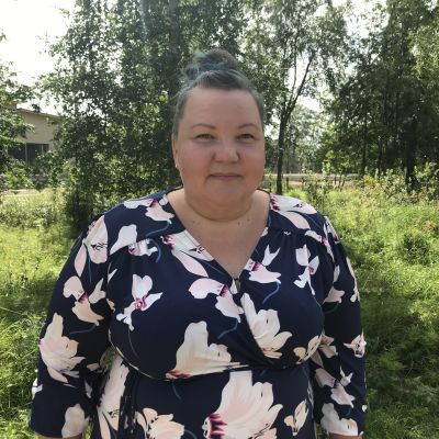Vaalilautakunnan puheenjohtaja Hanna-Maaria Kiprianoff.