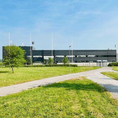 Kempowerin tuleva uusi tuotantokiinteistö Lahdessa