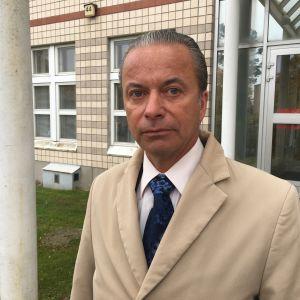 Anders Östergård, direktör för trafik och infrastruktur vid Södra Österbottens NTM-central