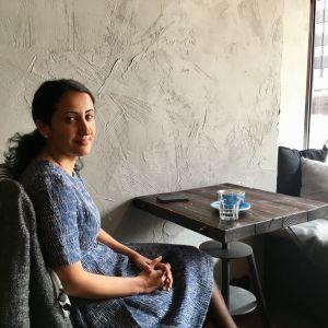 Veronica Kalhori riksdagsassistent