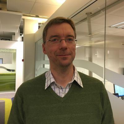 Veli-Pekka Kivimäki är medborgarjournalist och jobbar för Bellingcat