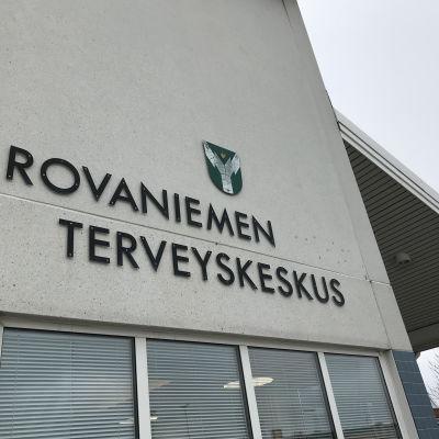 Pulkamontien terveysasema Rovaniemellä