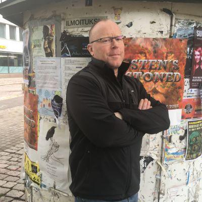 Mikko Mannonen Kotkassa