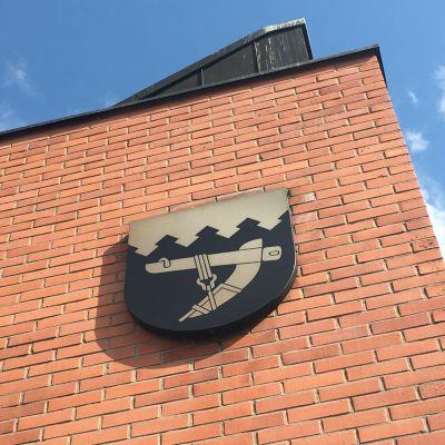 Savitaipaleen kunnan vaakuna