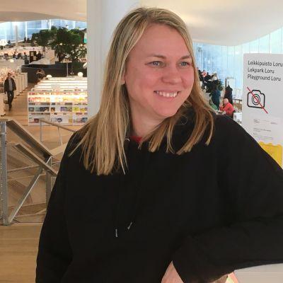 Ida-Lina Nyholm i biblioteket Ode