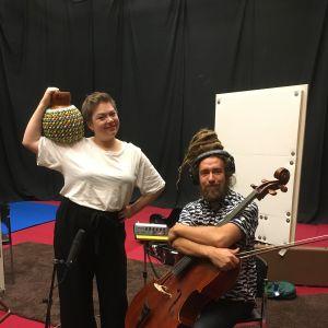 Sagolik: Stina Koistinen & Juho Kanervo