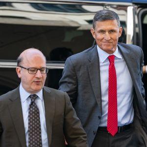 Michael Flynn har medgett att han ljög för FBI.