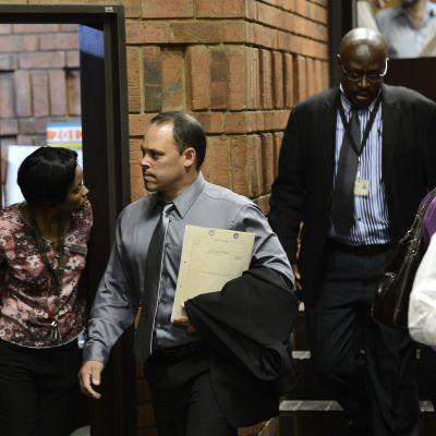 Hilton Botha vid Pistorius borgensförhandlingar 20.02.13