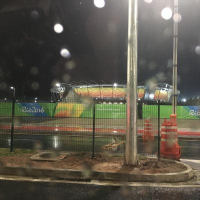 Rion tennisstadion.