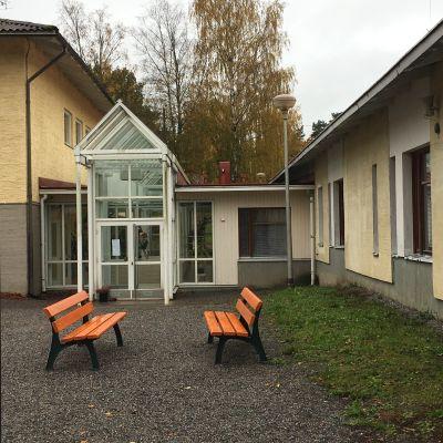 Kyrkfjärdens skola i Ingå