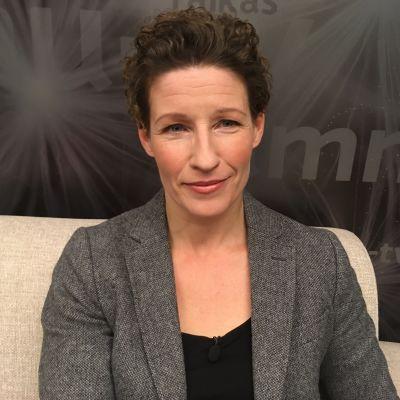 Korkeasaaren johtaja Sanna Hellström