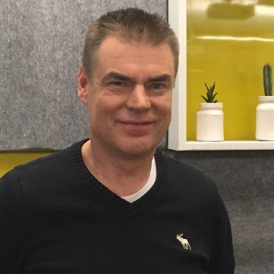 jääkiekkoilija Raimo Helminen