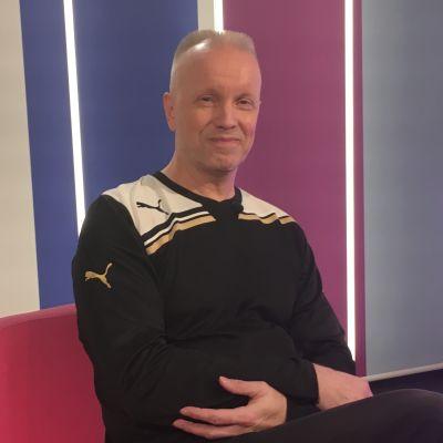 Tulevaisuustutkija Ilkka Halava vieraili Puoli seitsemässä