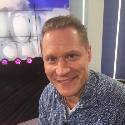 Imitaattori Jarkko Tamminen kunnioittaa hahmojaan eikä matki kuolleita