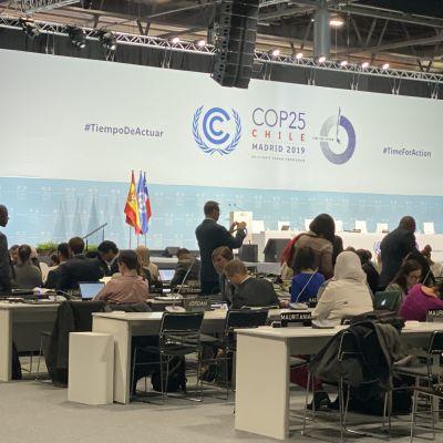 Klimatmötet i Madrid
