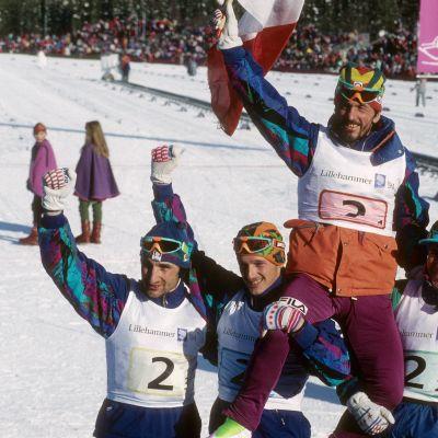 """Tässä on Sami Jauhojärven valinta ikimuistoisimmaksi talviurheiluhetkeksi: """"100 000 norjalaista ihan hiljaa"""""""