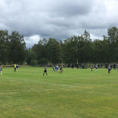 Wasa footballcup 2020 on otteluiden osalta vauhdissa.