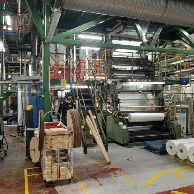 Plastfabrik.