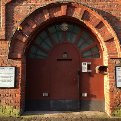 Vaasan vankilan portti