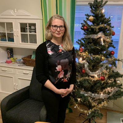 Kaakkois-Suomen sosiaalipsykiatrisen yhdistyksen Kakspy ry:n toiminnanjohtaja Miia Kurttila