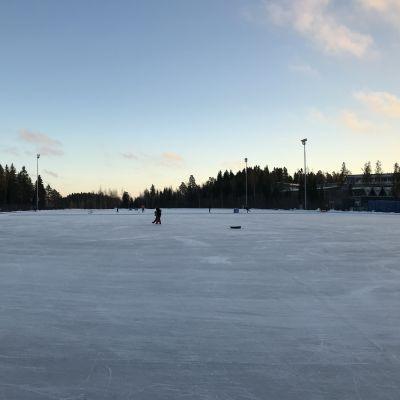 Lippumäen tekojäärata Kuopiossa