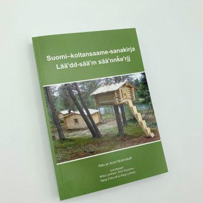 Suomi-koltansaame-sanakirja