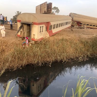 Egyptin junaonnettomuus