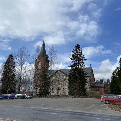 Juvan kirkko.
