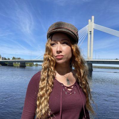 Heidi Gauriloff Rovaniemellä 2.6.2021.