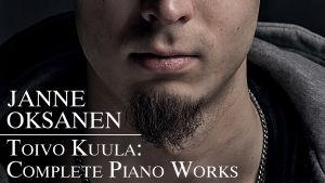 Janne Oksanen äänitteen kansi