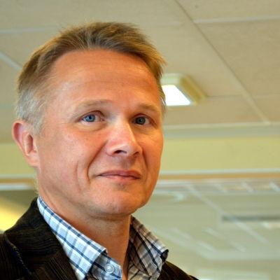 kriminalkommissarie Leif Malmberg i Borgåpolisen