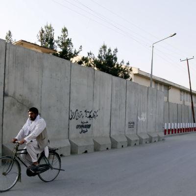 Det amerikanska universitetet i Kabul.