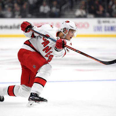 Sebastian Aholla huippuilta NHL:ssä