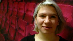 Kulturredaktör Cecilia Floris