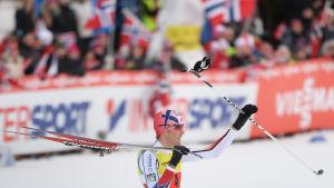 Magnus Moan, VM i Falun 2015.