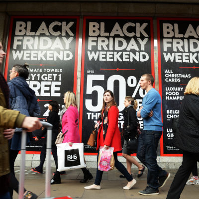 Black Friday i USA