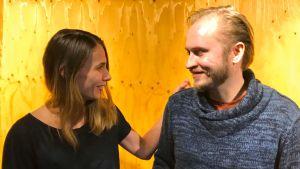 Jenni Kivistö och Jussi Rastas