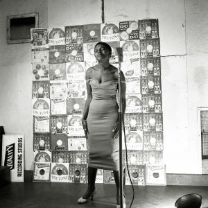 Miriam Makeba.